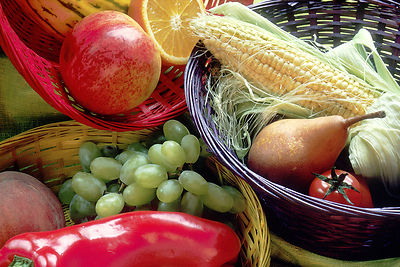 4 Reasons Why Fruits and Vegetables are Good for You